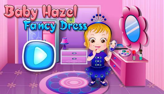 Baby Hazel Fancy Dress - Play Baby Hazel Fancy Dress ...