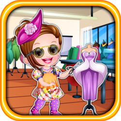 Play Baby Hazel Fashion Designer Dressup Play Free Games Online